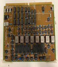 PERKIN ELMER PHYSICAL ELECTRONICS BOARD PC ASSY 613741 REV A SCAN PROCESSOR