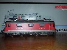 Märklin 37344 Re 4/4 II Schweiz SBB digital OVP Fernlicht/schweizer Lichtwechsel