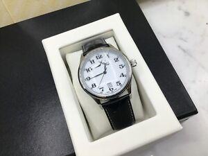 Visconti Michelangelo Designs Swiss Quartz Watch Ronda Movement 40mm Leather Str