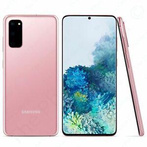 Verizon Samsung Galaxy S20 5G UW SM-G981V 128GB 64MP GSM Cloud Pink