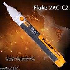 FLUKE 2AC-C2 VoltAlert Non-Contact Voltage Pen AC200-1000v Detector Tester Meter