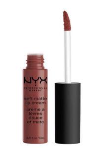 NYX Soft Matte Lip Cream ..Rome SMLC32 .27 Fl Oz 8 mL.. New