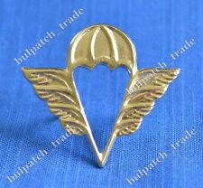 Bulgarian Army Paratrooper Wings Special Force Parachutist Pin BADGE