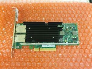 Intel / HP X540-T2 Dual Port RJ45 - 10Gbps PCIe-x8 CNA Card HP P/N 793523-001