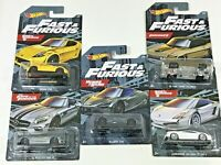 2020 Hot Wheels Fast and Furious Complete Set of 5 Walmart Exclusive - Talladega