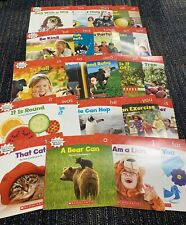 """24 Nonfiction Sight Word Readers Level """"a"""" New"""