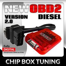 OBD2 Power Box Nissan Navara Frontier D40 2.5 3.0 Ddi Diesel Chip Tuning  ver2.0