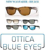 Occhiali da Sole RAYBAN New Wayfarer RB 2132 Ray Ban Sunglasses Sonnenbrille