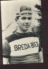 Rini Huybregts Cyclisme 60s BREDA BIER ciclismo Cycling wielrennen wielersport
