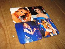 Kylie Minogue Fantastic Photo Coaster Set