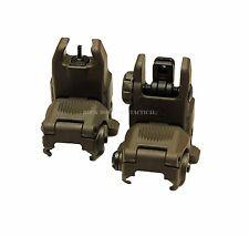 Magpul Industries MBUS Front & Rear Sight Set Gen 2 ODG OD Green MAG247 MAG248