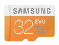 SAMSUNG MICRO SDHC EVO 32GB 48MB MICRO SD UHS-1 C10 MEMORY CARD st UK