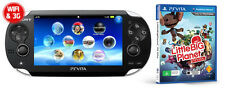 Sony PS Vita with WiFi & 3G + Little Big Planet *BRAND NEW!* + Warranty!