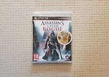 Assassin's Creed: Rogue - Special Edition, PS3 (Sony PlayStation 3, 2014)