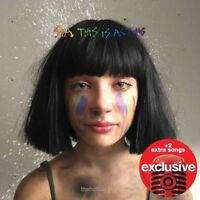 SIA This Is Acting Target Exclusive Audio CD NEW