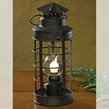 Coach Lantern Lamp Rustic Country Table Lamp from Park Designs