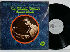 LUTHER GEORGIA BOY SNAKE JOHNSON The Muddy Waters Blues Band 1968 DOUGLAS SD 781