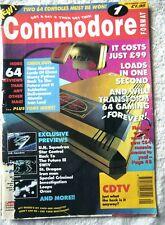 71981 Issue 01 Commodore Format Magazine 1990