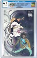 We Only Find Them When They're Dead  #1 Momoko Glow In The Dark Variant CGC 9.8!