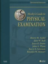 Mosby's Guide to Physical Examination by Henry M. Seidel, Joyce E. Dains,...