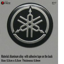 YAMAHA Badges Metal Stickers For Boot/Bonnet/Trunk/Hood 5.5CM Best Gifts