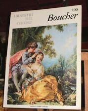 I MAESTRI DEL COLORE Fabbri /1°ediz./100 - BOUCHER