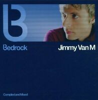 Van M (Mixed By), Jimmy : Bedrock: Mixed By Jimmy Van M CD Fast and FREE P & P