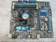 Bundle ASUS P7H55-M| CPU Intel Quad core i5-750 | 2 GB kingston RAm|+kühler