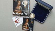 2 euro Italia 2019 Proof BE PP Fs Leonardo Vinci Italie Italy Italien Италия