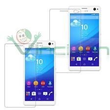 2X Pellicule de protection display TRANSPARENT pour Sony Xperia C4 d'écran