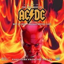 AC/DC Live Recording Pop Music CDs & DVDs