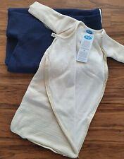 NEU Winter Schlafsack mit Arm Schurwolle Wolle 62/68 74/80 86/92 98/104 116 2.W
