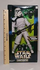"Star Wars Sandtrooper Action Collection 12"" 1:6 figure 1997 MIB"