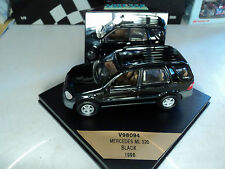 Vitesse 1/43 Mercedes ML 320 1998 black