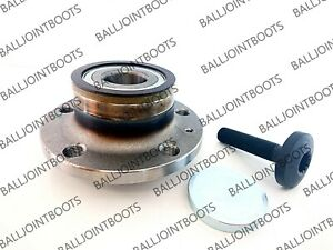 Seat Toledo MPV 2004-2010 Rear Hub Wheel Bearing Kit Inc ABS Ring