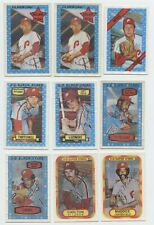 Lot of 21 1971 to 1983 Kellogg's - 3 Duplicates - Poor to Excellent/Near Mint