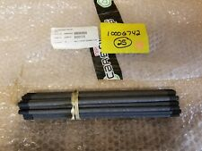 Lot of 25 KGT Graphit Threaded Rod M8 268mm CFC