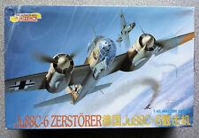 Dragon 1:48 Junkers Ju-88C. Germann Hunter-Fighter. Kit Nr. 5536.