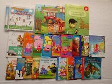CD und Kleinkinderbücher