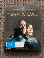The Da Vinci Code - Tom Hanks (Blu-ray, 2011) NEVER PLAYED & STILL SEALED