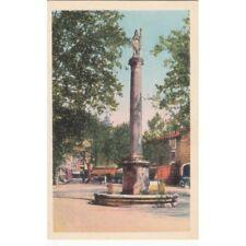 Cartes postale anciennes APT place de la bouquerie
