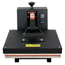 15x15 Inch Clamshell Heat Press Machine T Shirt Digital Transfer Sublimation