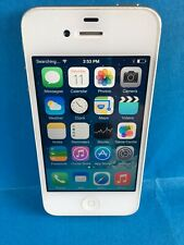 Apple iPhone 4s - 16GB - White (Unlocked) A1387  Used