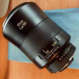 Zeiss Otus 1.4 / 55 ZF.2-mount Lens For Nikon