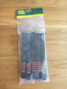 10 Stück Kong Expressschlingen / Exen schwarz, Klettern, 20cm lang, 20mm breit