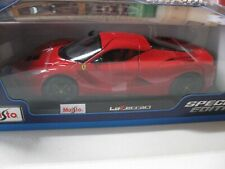 1:18 MAISTO LAFERRARI DIECAST CAR RED