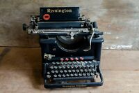 antique remington standard 12 typewriter Restore, refurbish, parts