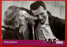 THE AVENGERS - Card #98 - Having A Good Time - SERIES ONE - Strictly Ink 2003
