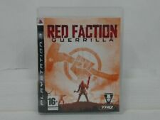 Red Faction Guerrilla Sony PlayStation 3 PS3 MINT Disc Complete CIB Fast Ship!!!