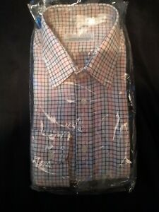 Viyella Mens Shirt Size 16 Collar